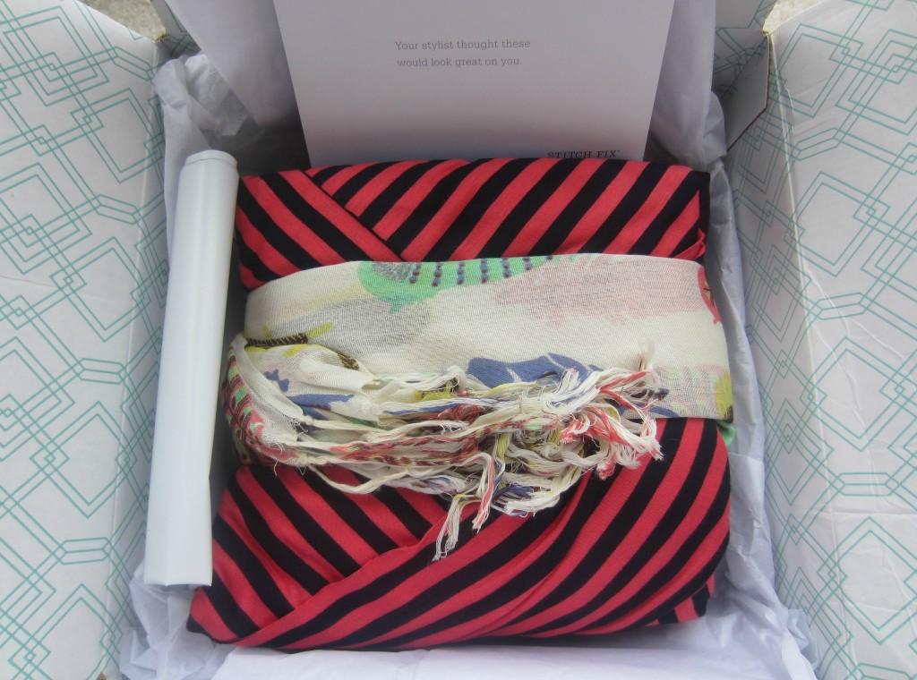 StitchFix #4 box