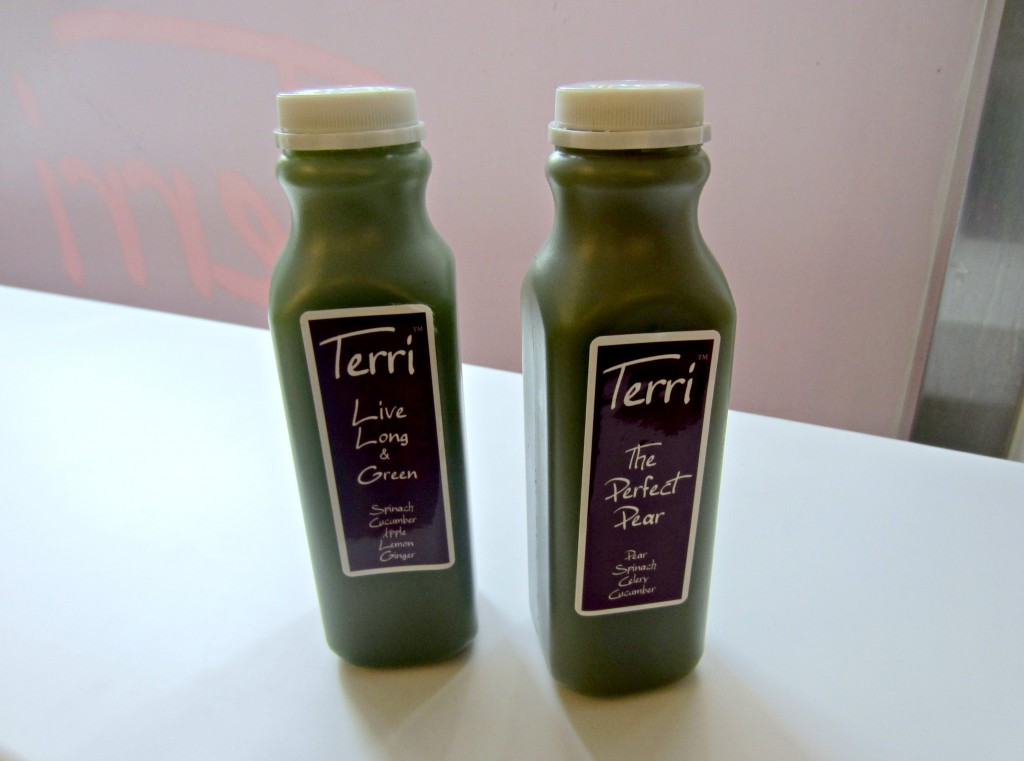Terri juice NYC