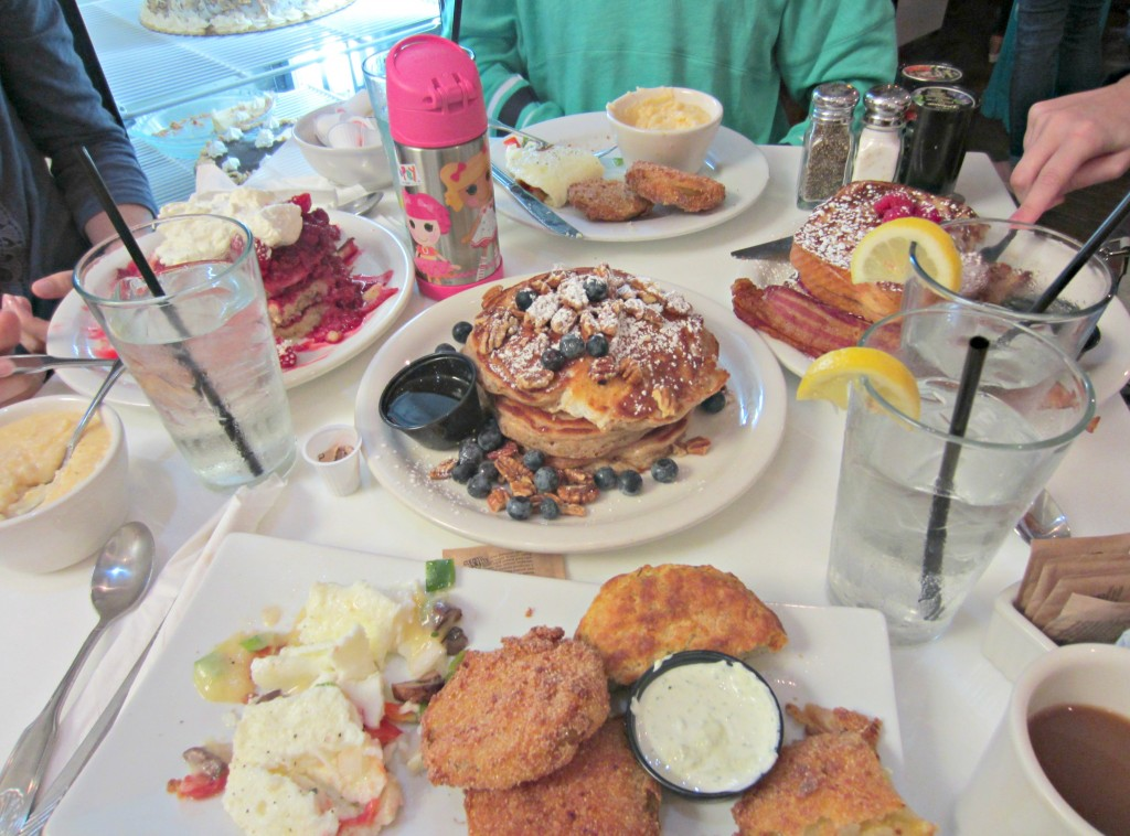 briar patch pancakes and breakfast