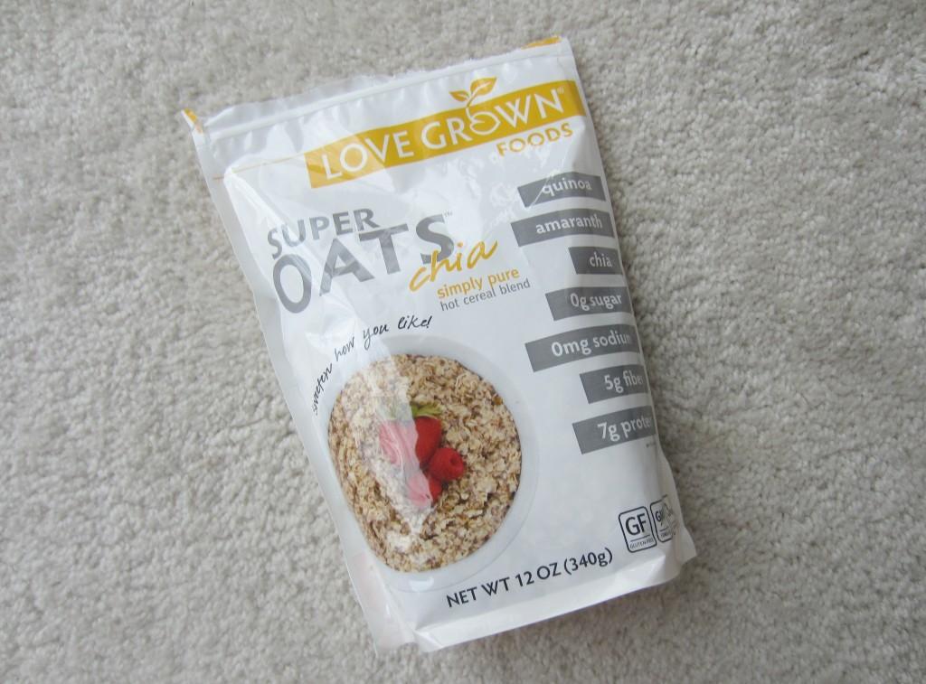gluten free super oats chia