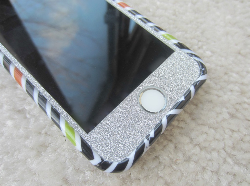 iphone 5 sparkly cover