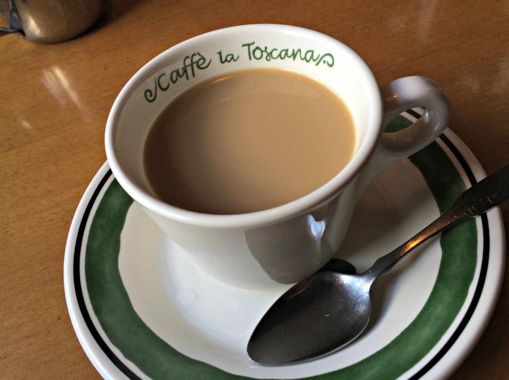 olive garden coffee