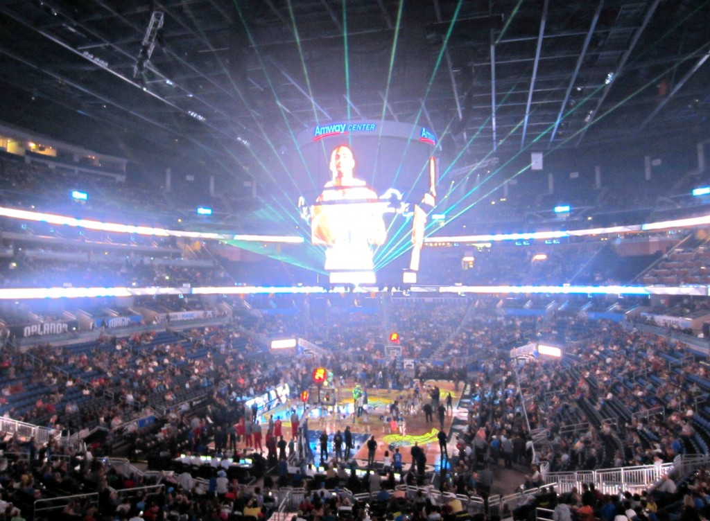 omd reunion amway center game