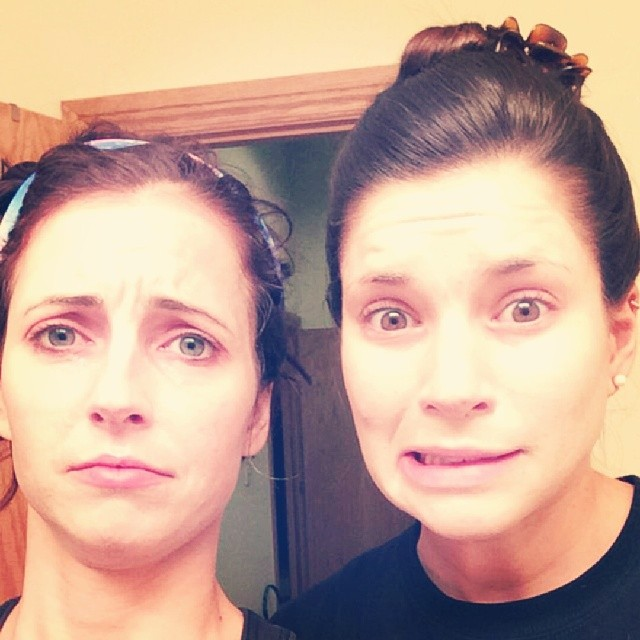 saturday night face masks and cleaning