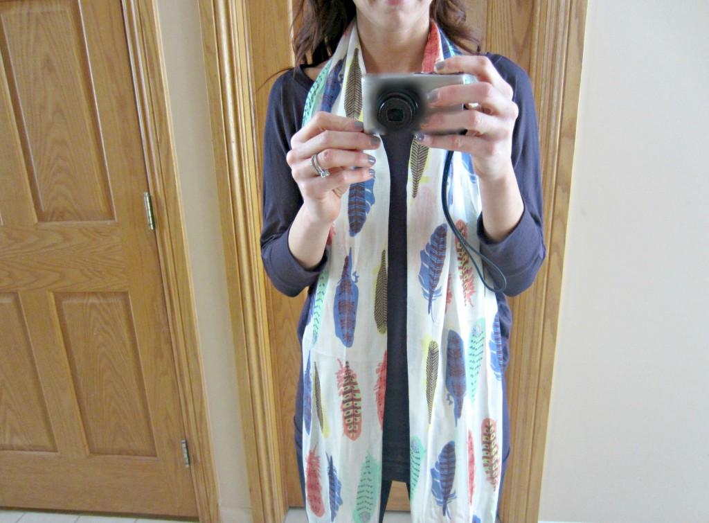 stitchfix scarf