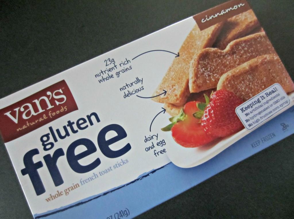 vans gluten free french toast sticks