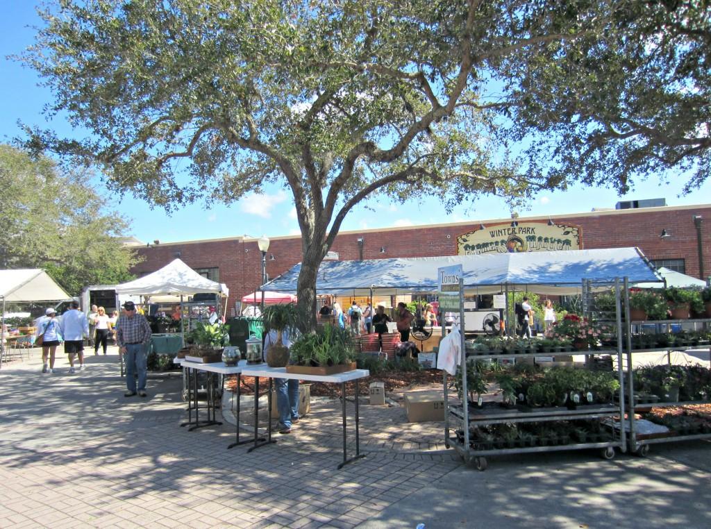winter park farmers market
