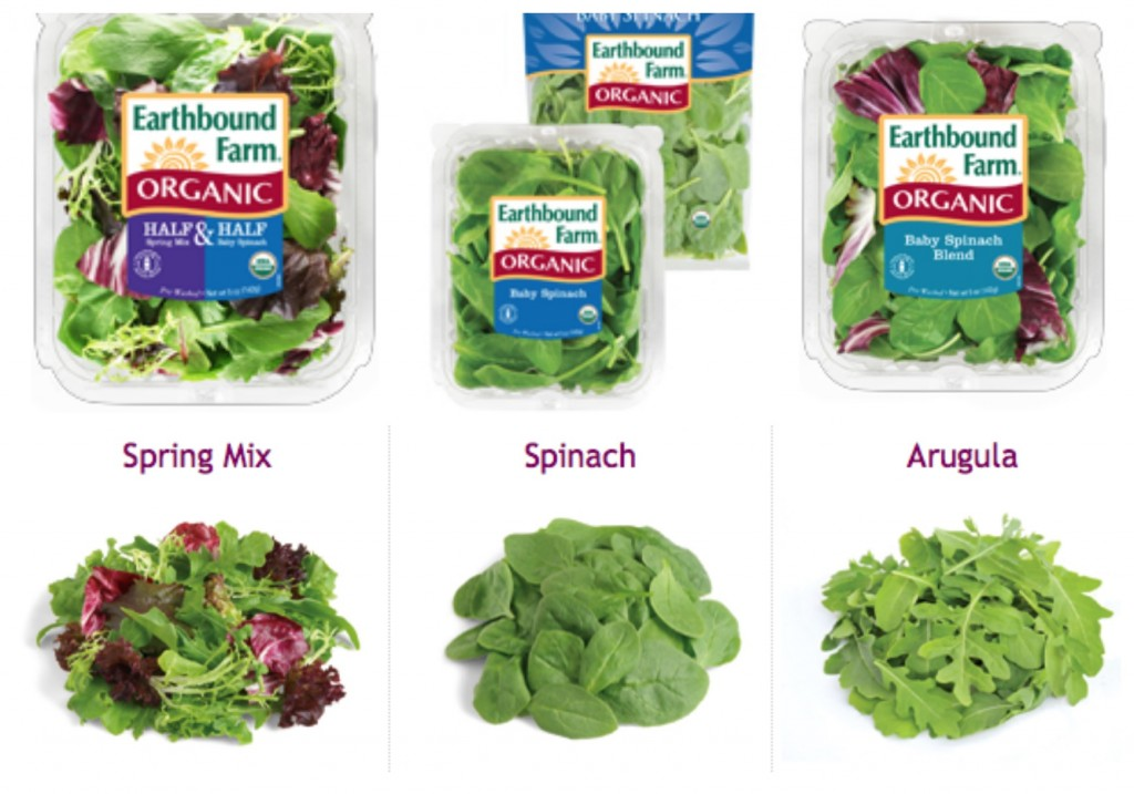 Earthbound Farm Organic Spinach