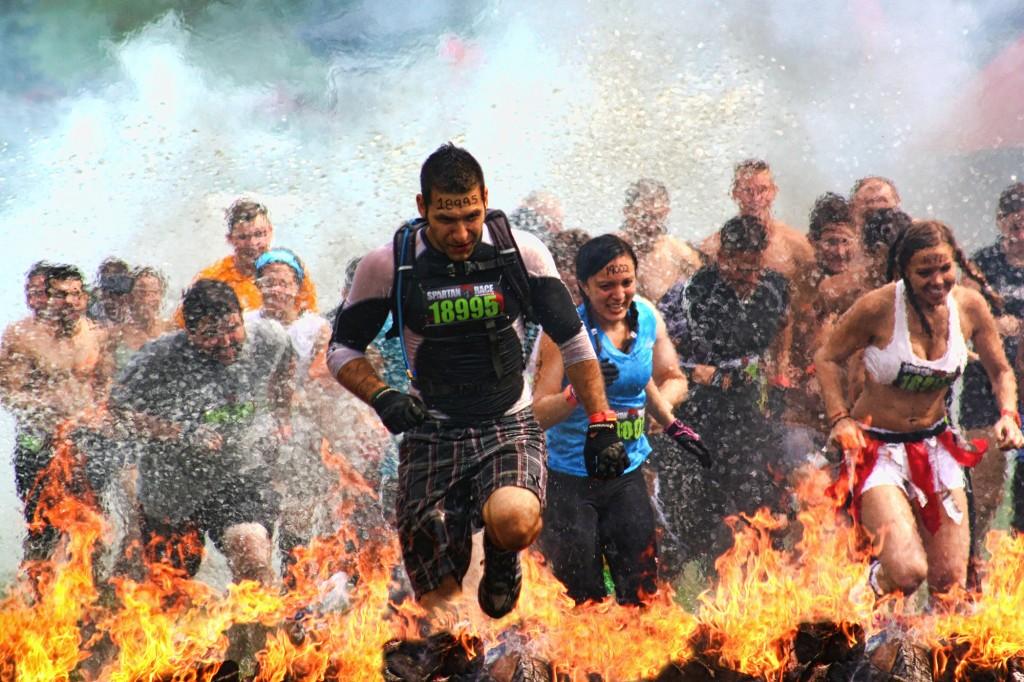 Spartan Beast Race in VT 2011