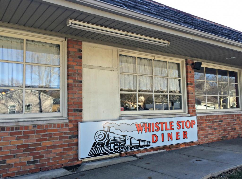 Whistle Stop Diner Birmingham