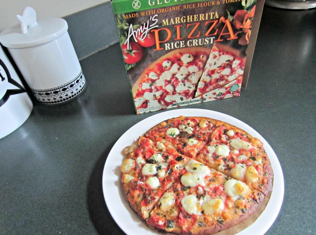 amys gluten free pizza