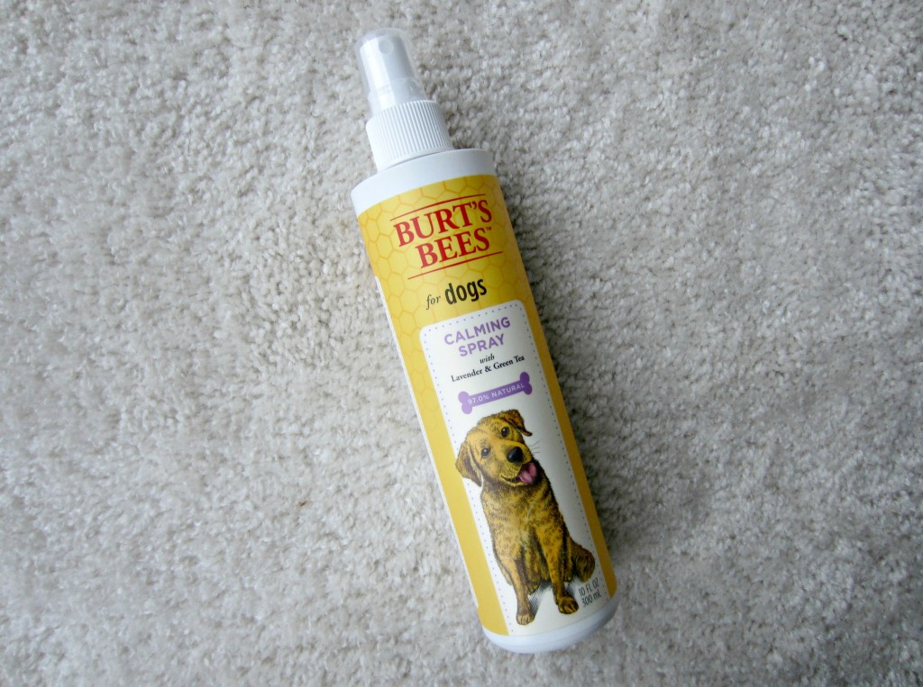 burt's bees dog care