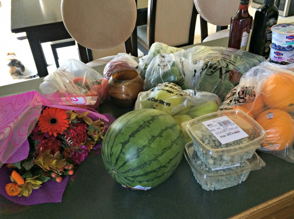 fresh product market haul