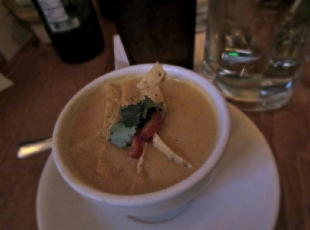 green dot stables chicken tortilla soup