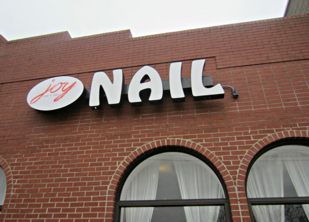 joy nail rochester