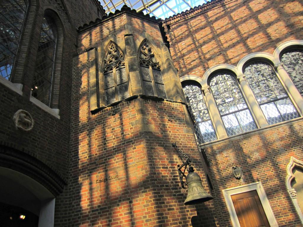 kresage court DIA building