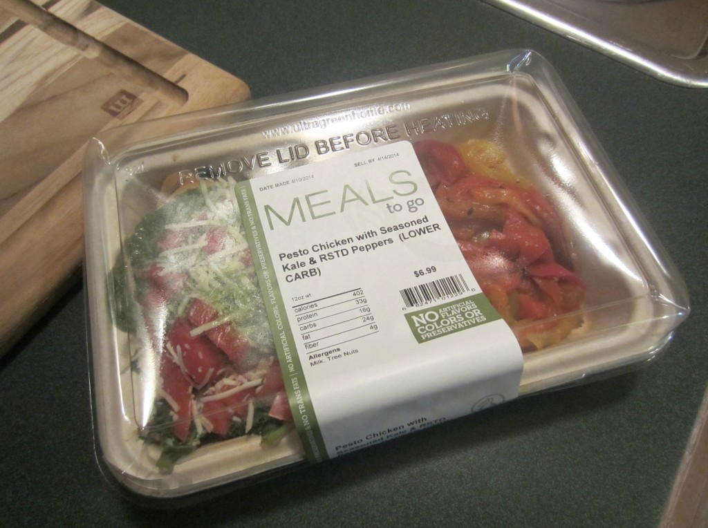 life cafe pre packaged healthy meals