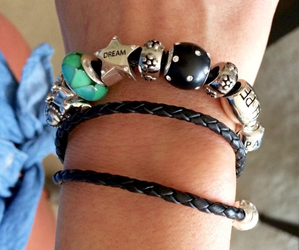 pandora birthday bracelet