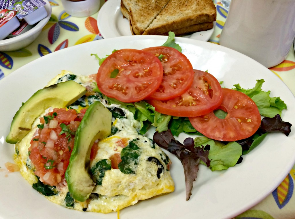 the breakfast club pennys favorite omelet