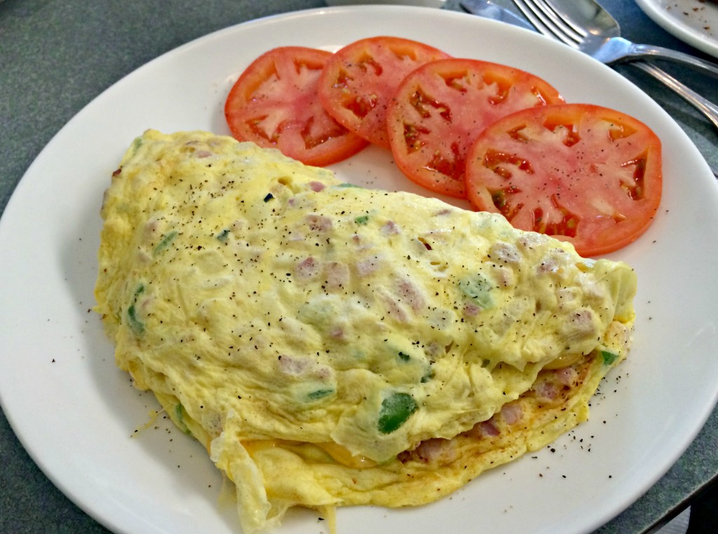 whistle stop western omelet