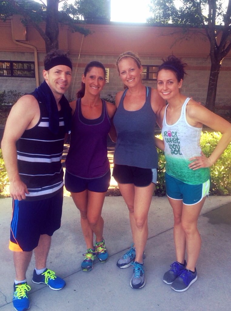 boot camp with sonia