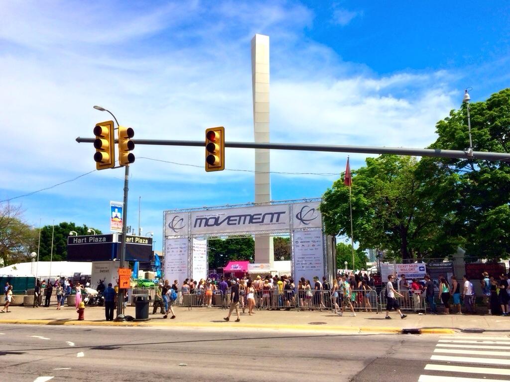 detroit movement festival