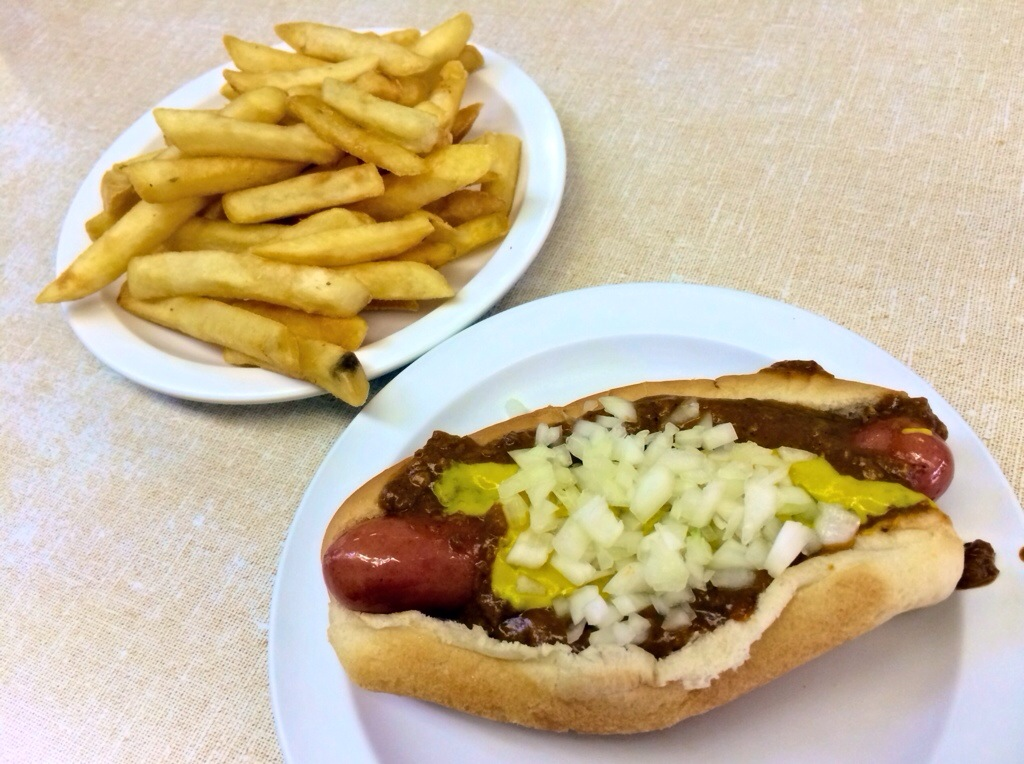 lafayette coney island meal