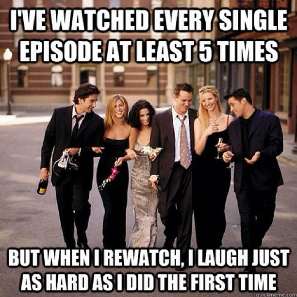 Friends Reruns