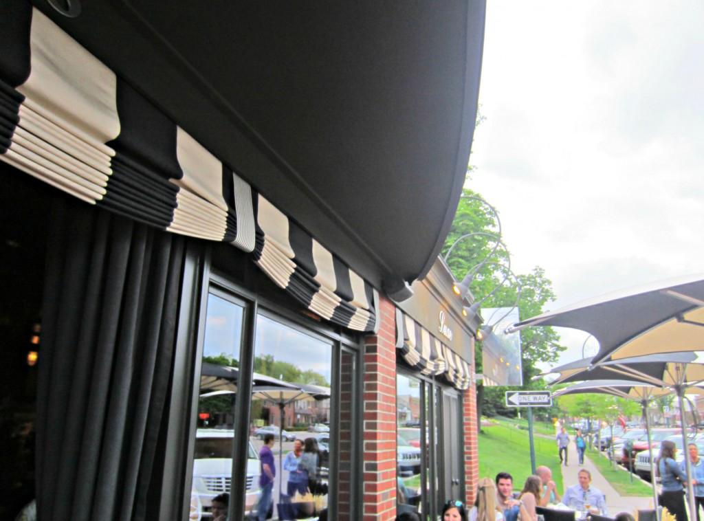 Luxe restaurant in birmingham