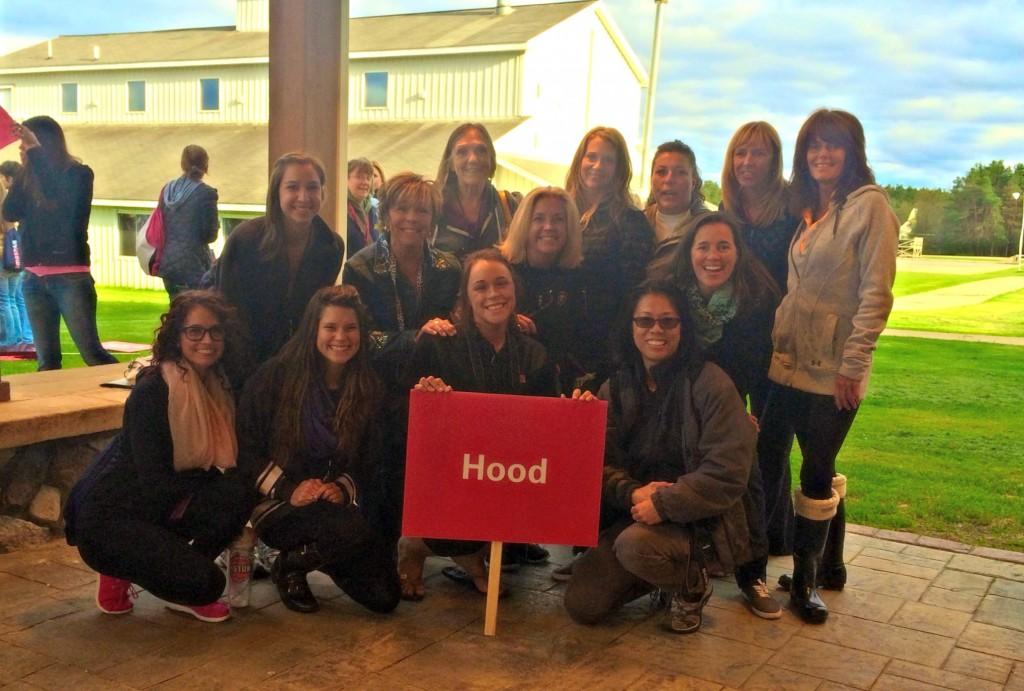 The Hood cabin group SMASH48