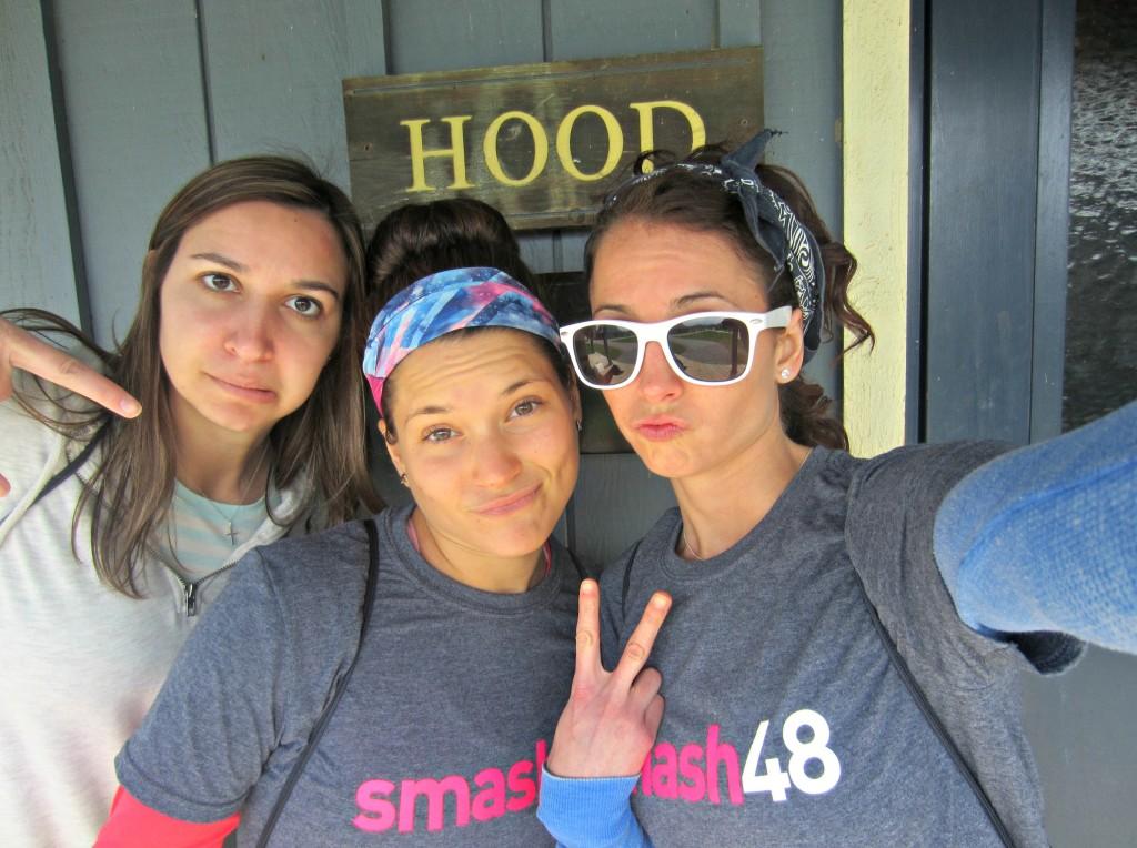 girls in the HOOD Smash48