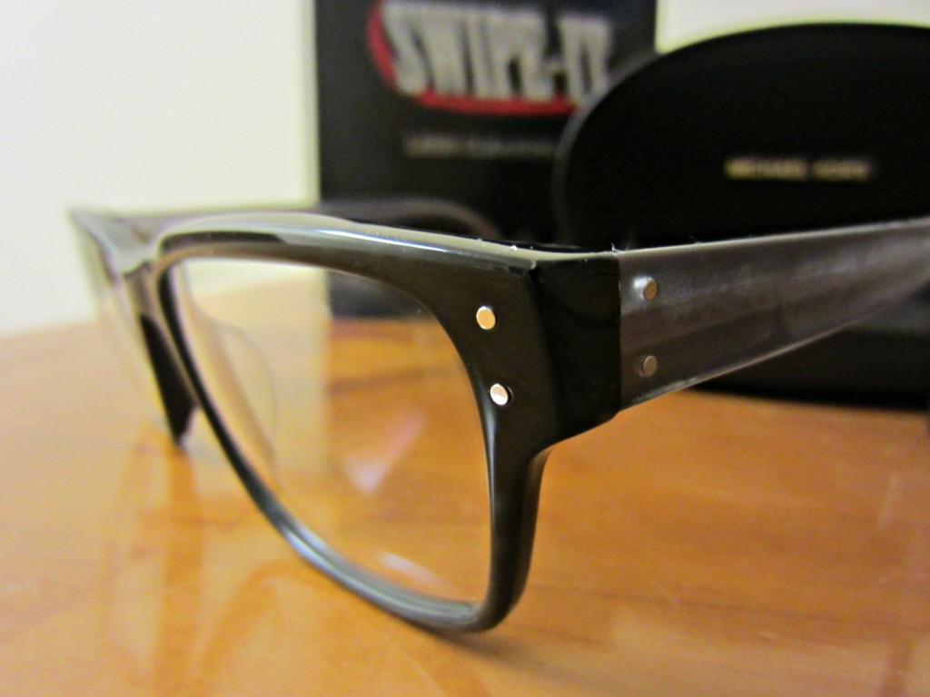 glasses details