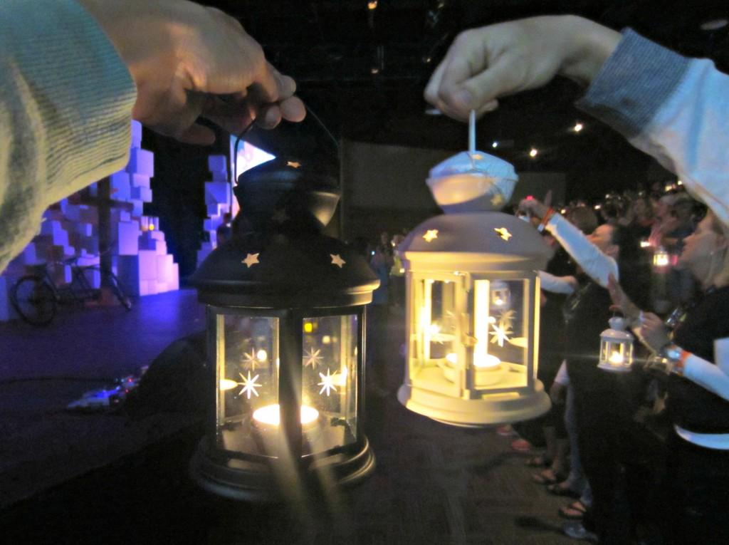 lighting the lanterns SMASH48
