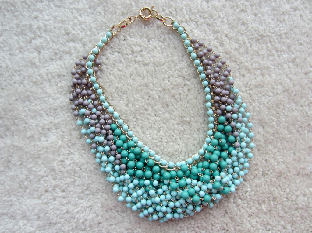stitch fix bay to baubles mumford beaded obbre collar necklace