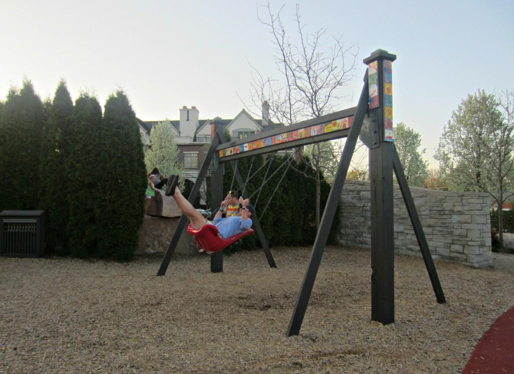 swing set in birmingham