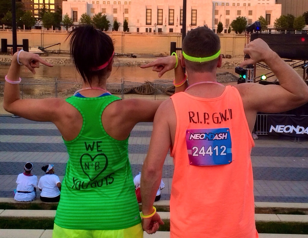 Run for Billy and Nichole
