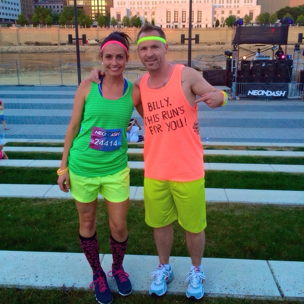 Ready for the Neon Dash 5K