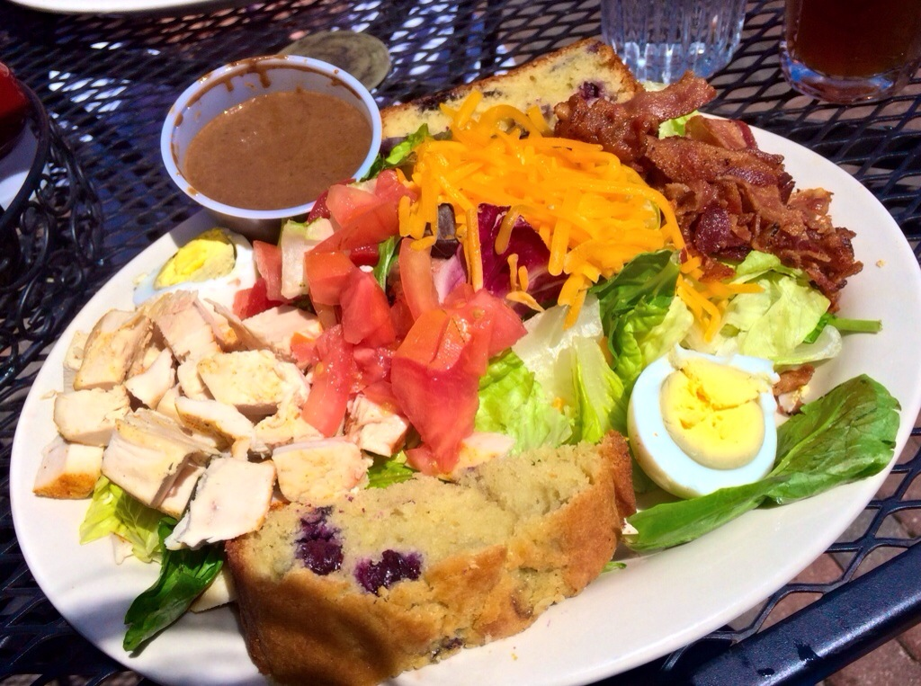 daytime cafe rochester cobb salad