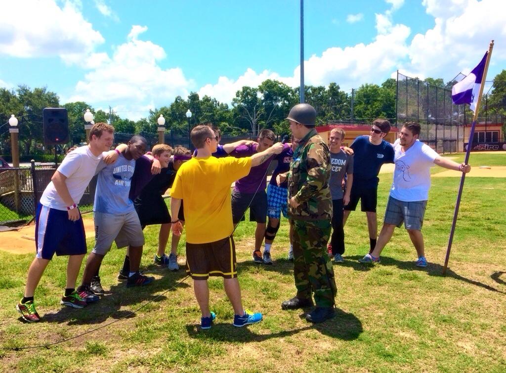 Camp Orlando 2014