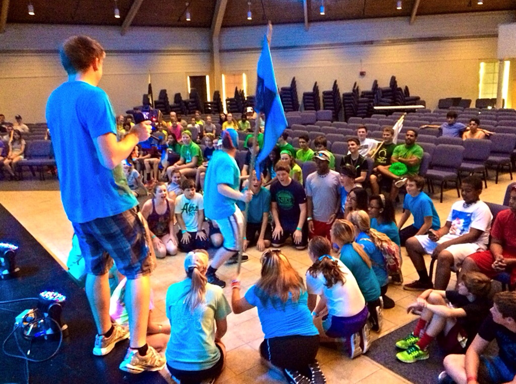 team spirit camp orlando 2014