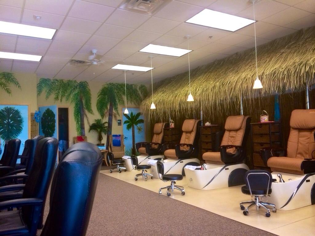 Bahama Nails Salon Orlando