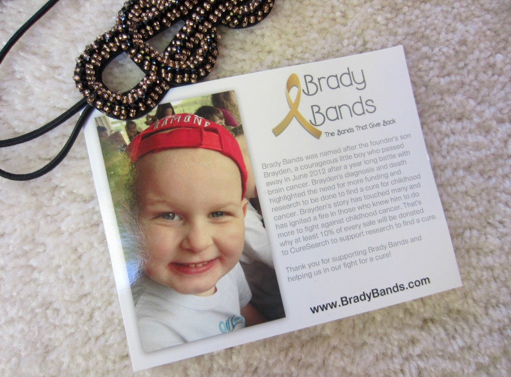 Brady Bands story