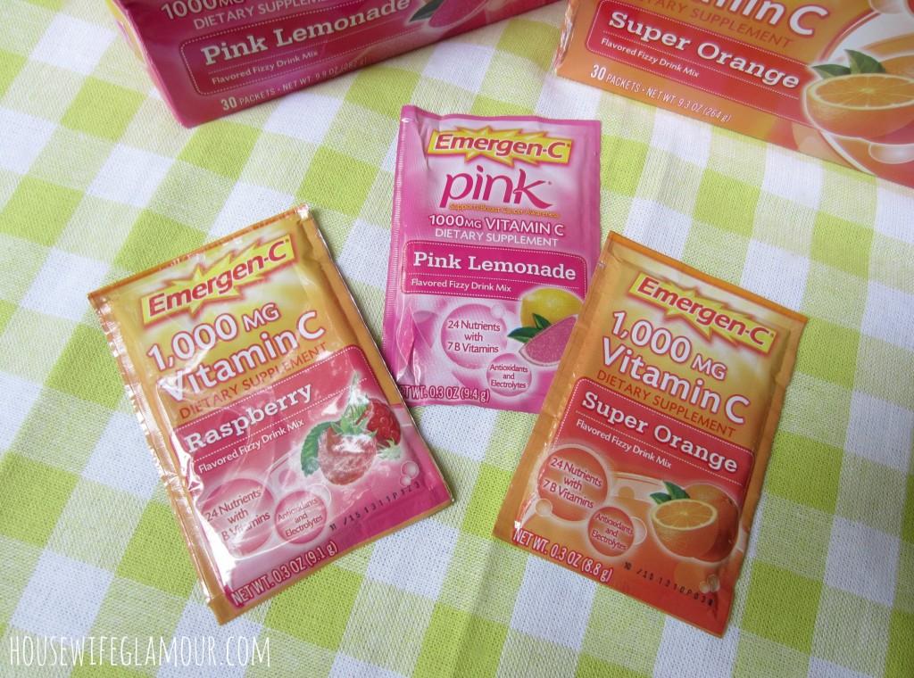Emergen-C vitamin mix