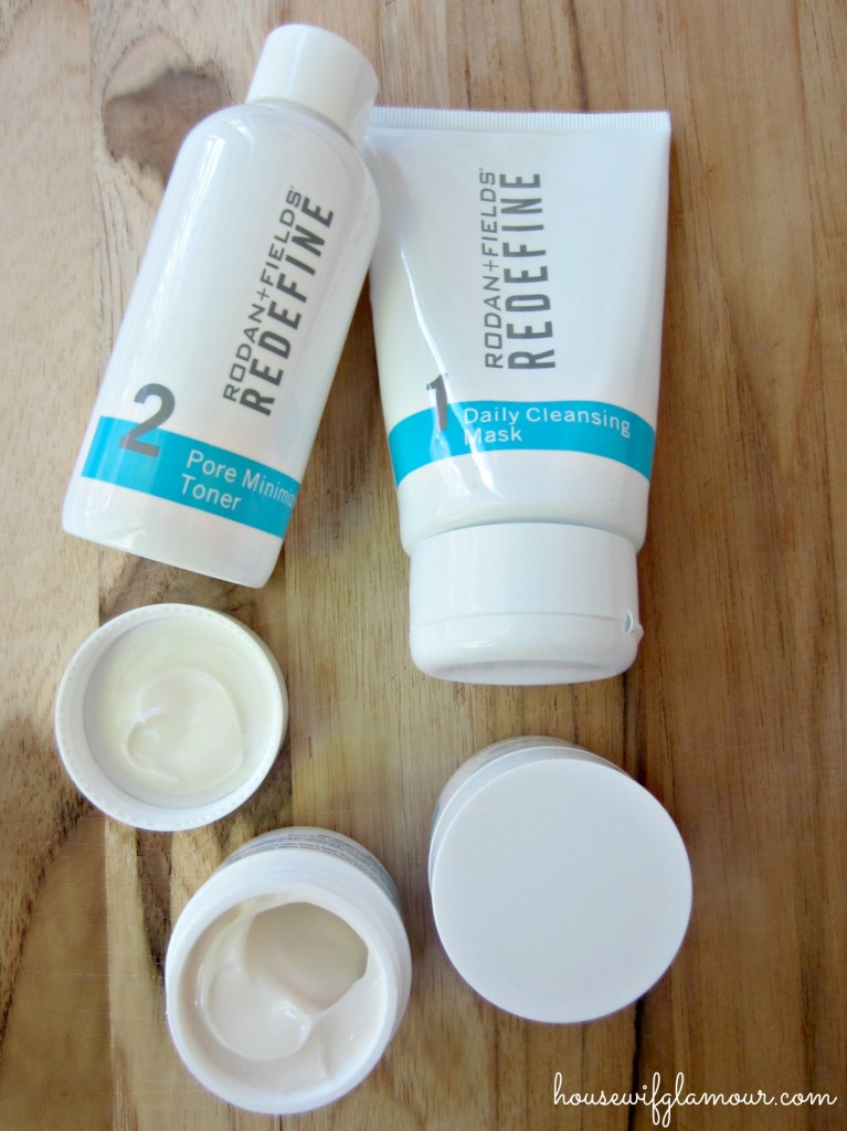 Rodan + Fields Redifine Skin Care Line