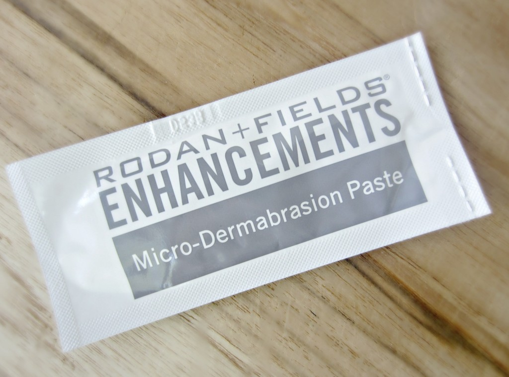 Rodan and Fields Micro-dermabrasion Paste