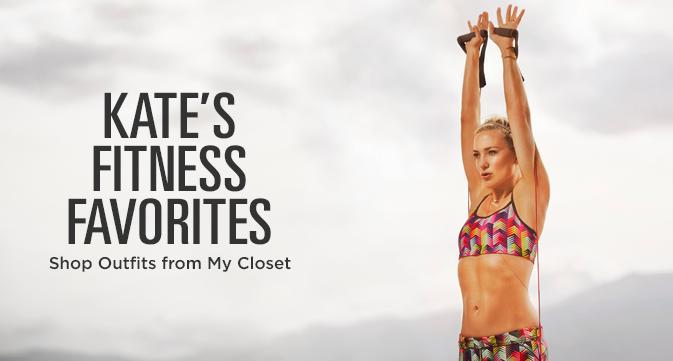 Kate Hudson's Fabletics Closet