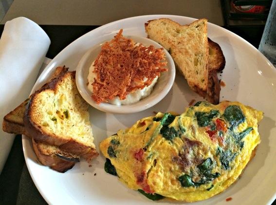 Parisian Omelet toast jpg