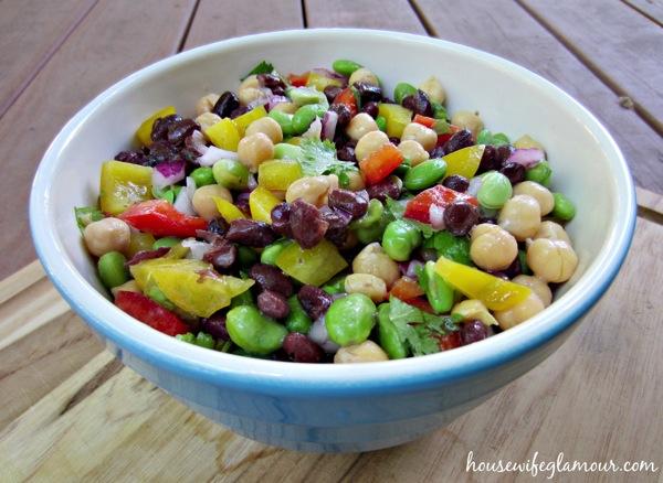 Summer salad for entertaining