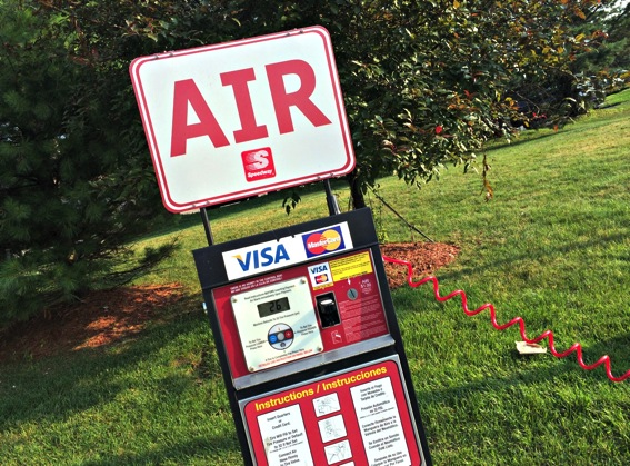 Air machine that takes cards jpg