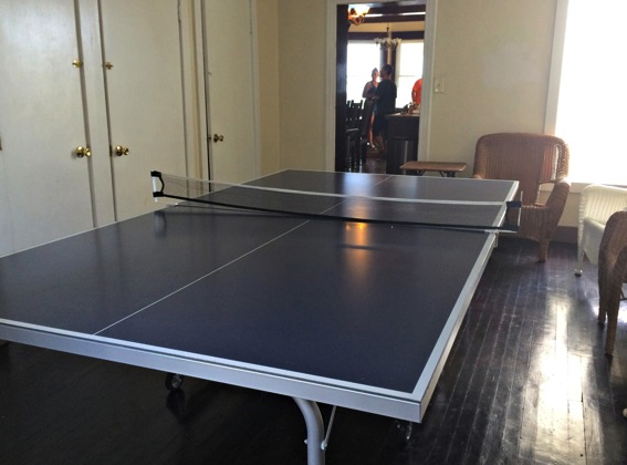 Galveston beach house ping pong table jpg
